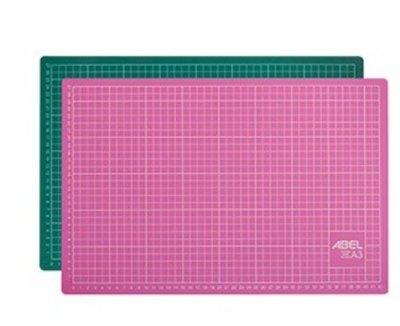 力大牌 ABEL 66802 A2 切割墊 切割板 60x45cm (僅能宅配)