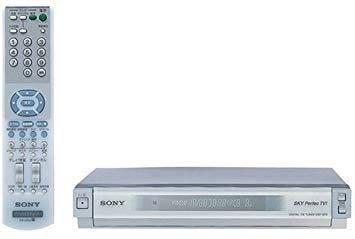 日本衛星電視 Skyperfectv 選台器 Sony DST-SP5(含遙控器)