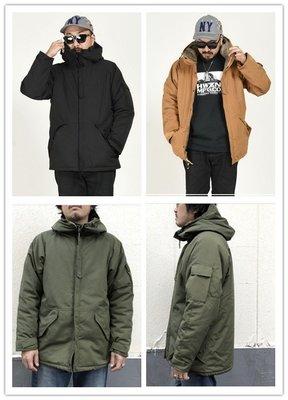 【傑森精品】殿堂級軍事復刻品牌BUZZ副線 UNITED CARR 美國陸軍ECWCS款 連帽 夾棉 鋪棉 外套