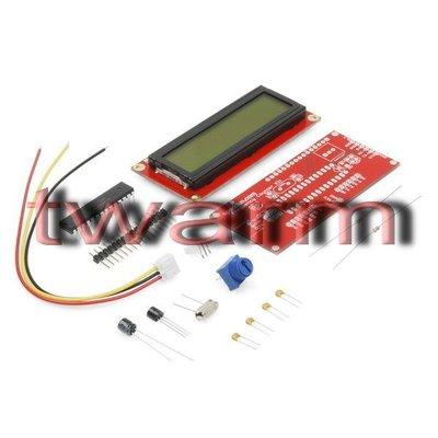 《德源科技》r)Sparkfun原廠 Frequency Counter Kit 套件 (KIT-10140)