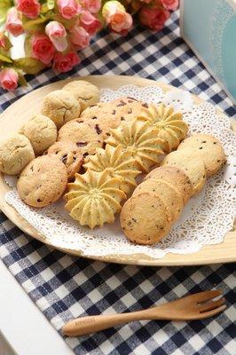 【Peekaboo麵包屋】 芝麻酥餅