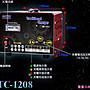 ☆電霸科技☆ TC- 1208 12V6A 麻新電子 電池...