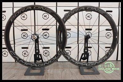【online bike】線上單車 CAMPAGNOLO BORA ONE 50 AC3 管胎 /MAVIC SLE