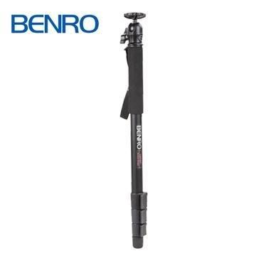 BENRO 百諾 MP-35EX 單腳架 (含雲台)高1571MM 收納571MM 重0.6KG  A35FBR1