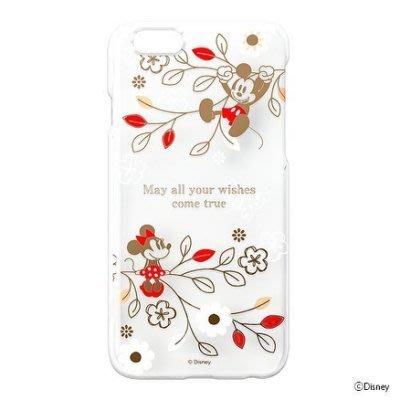正品 iPhone6/ 6S 4.7吋 iJacket 迪士尼 米奇 米妮 小美人魚 黛絲 金箔透明 硬式 保護殼 手機殼 嘉義市