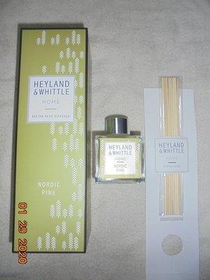 Heyland & Whittle英倫薇朵~北歐雪松擴香瓶100ml(現貨4份)2020/4製造