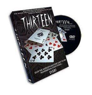 【天天魔法】【H609】Thirteen by Andrew Murray(13個世界最容易做的紙牌詭計)