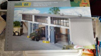 1/87 military buildingNo overseas buyers. 🙇♂️🙇♂️