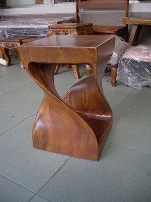 美生活館-- 全新印尼鐵刀木原木 S ...