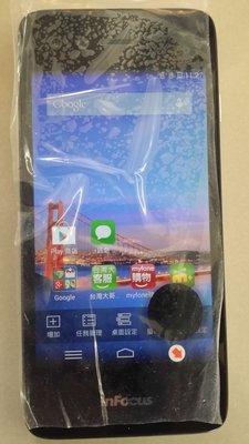 全新瑕疵手機 infocus m2 4G lte 破圖 附盒裝