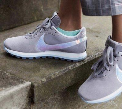 全新 Nike Pre-Love O.X.Atmosphere Grey 是美國傳奇跑者
