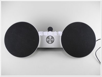 Bang & Olufsen Beosound 8 丹麥B&O iPhone / iPod 喇叭 黑 九成新│54094