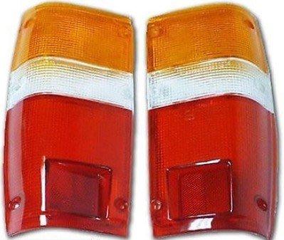 ((車燈大小事)) TOYOTA ZACE / 豐田 瑞獅 1988-98 原廠型後尾燈殼