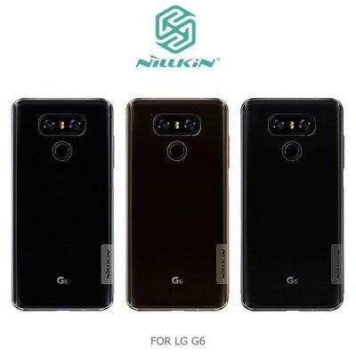*Phone寶*NILLKIN LG G6 本色TPU軟套 超薄貼機 軟殼 保護殼 保護套 清水套 透明殼
