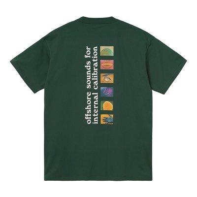 【W_plus】CARHARTT 21SS - S/S Calibrate T-shirt