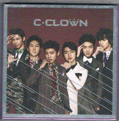 [鑫隆音樂]韓語CD-C-Clown:第三張迷你專輯「Shaking」(韓國進口版){L200000951}全新