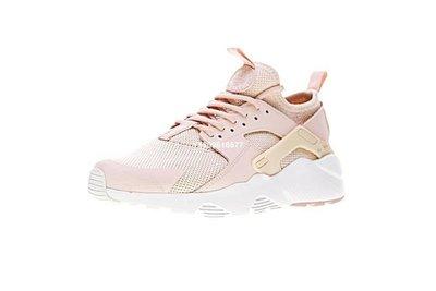 "Nike Air Huarache Ultra Run BR ""呼吸橘粉""經典復古 編織 武士 休閒運動鞋 833147-801 女鞋"