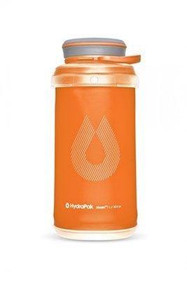 【HYDRAPAK】 G121 STASH BOTTLE 1000ml 擠壓式圓盤軟式水壺 折疊水壺便攜水瓶