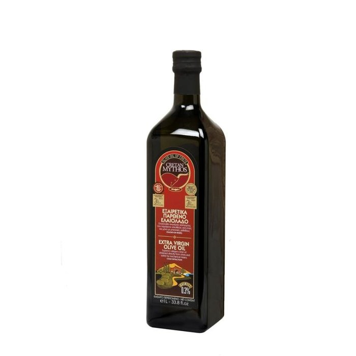 克里特 特級初榨橄欖油 1公升 Cretan Mythos Extra Virgin