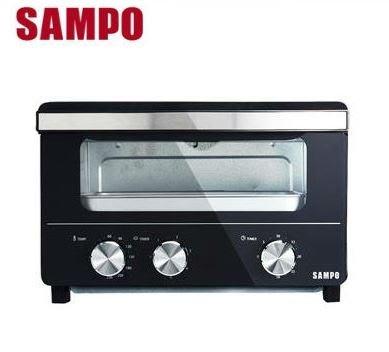 SAMPO 聲寶15L蒸氣加濕烤箱 KZ-SA15W(全新品)很便宜