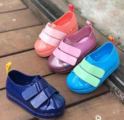 【巴西美鞋代購】梅麗莎 Mini melissa 兒童款 防水休閒輕便香香果凍鞋 男女童鞋 學步鞋 運動鞋