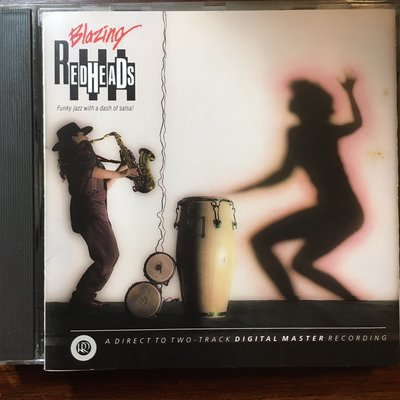 *愛樂熊貓*1988正美盤(無IFPI)Reference Recordings紅頭族Blazing Redheads