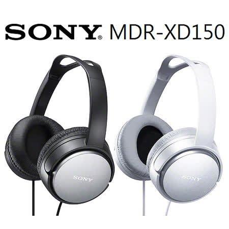 【阿嚕咪電器行】SONY 室內用耳罩式耳機MDR-XD150