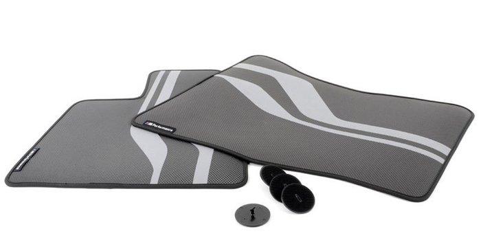 【樂駒】BMW F15 F16 F85 F86 M Performance 腳踏墊 原廠 車用 精品 內裝 套件