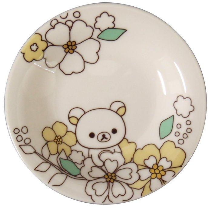 拉拉熊 懶懶熊 超質感 日本製 11CM 小碟子 二選一 小日尼三 團購 批發 有優惠 現貨不必等