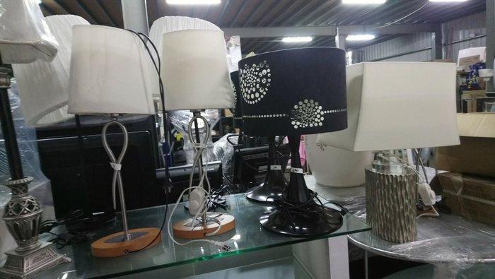 華威搬家更新二手倉庫歐美 設計款工業風五星飯店設計師風格 檯燈創意時尚