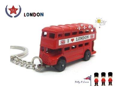 ☀小小木妤╭❀ 英倫風雙層巴士 ❤鑰匙圈 LONDON 倫敦 創意禮品 公司小禮物 吊飾 掛件 生日禮物