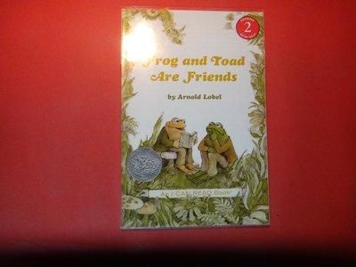【愛悅二手書坊 20-13】Frog and Toad Are Friends