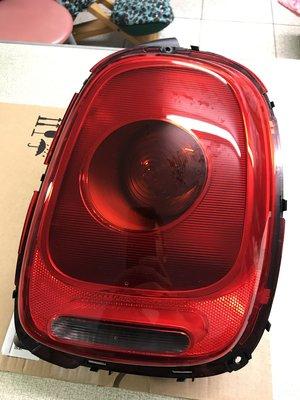 【歐德精品】德國原廠 MINI Cooper正廠右後尾燈,後燈F55 F56 F57