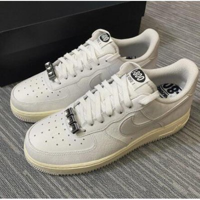 全新 Nike Air Force 1 Toll Free CJ1631-100 AF1 金屬鍵盤 現貨