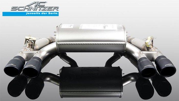 【樂駒】AC Schnitzer BMW F87 M2 Competition Sport 排氣管 尾段 黑色 尾飾管