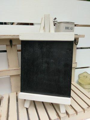 zakka糖果臘腸鄉村雜貨坊    雜貨類..桌上型小黑板.告示架.畫架黑板(咖啡廳早午餐攤車指示牌指標告示牌會場佈置)
