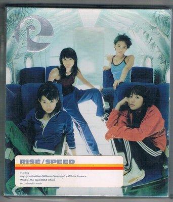 [鑫隆音樂]日語CD-SPEED:RISE  日本原裝進口版  { TFCC88118 } 全新/免競標