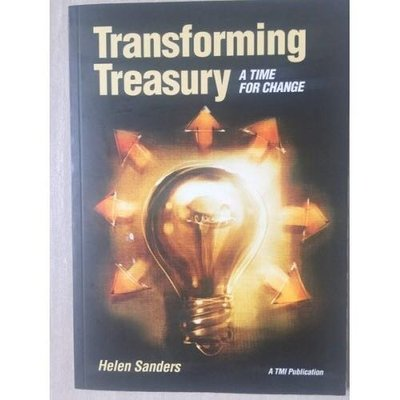 Transformering Treasury,A Time for Change,Helen Sanders 原298