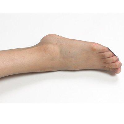 yoyo淘淘樂絲襪女薄款連褲襪隱形超薄無痕裸膚色夏季全透明腳尖薄如蟬翼