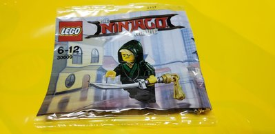 Lego 5004916 30609 30293 Ninjago Movie 忍者 polybags 3 包  party 禮物 陳柏宇 聲演