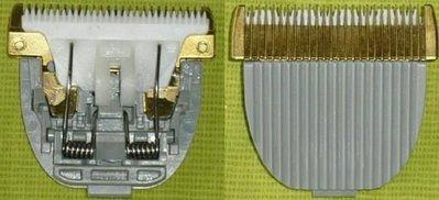 e世代~元素牌第二強A3電剪的陶瓷鈦合金刀頭一組500元(單賣刀頭)