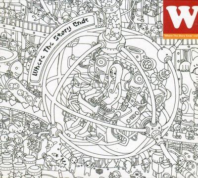 【嘟嘟音樂坊】W - Where The Story Ends 韓國版