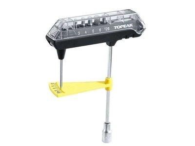 全新 TOPEAK ComboTorq Wrench & Bit Set 扭力扳手組 維修工具
