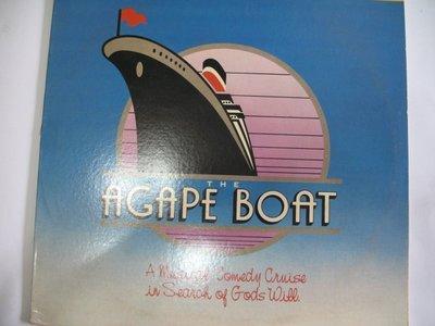 AGAPE BOAT - JEREMIAH PEOPLE - 1990年黑膠唱片進口版 - 201元起標    黑膠75