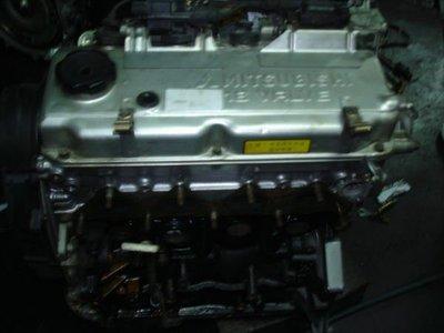 品億 引擎 變速箱 專賣 三菱 97年 4G93 1.8LANCER VIRAGE 日本外匯引擎(照片為單凸、剩雙凸)