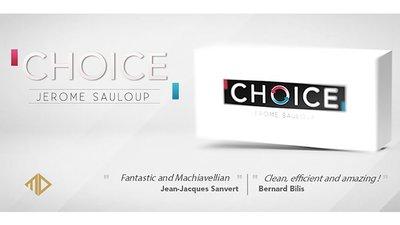 [魔術魂道具Shop]唯一的選擇~~Choice by Jerome Sauloup and Magic Dream