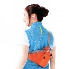 戶外休閒運動背包 貼身收納腰包-艾發現