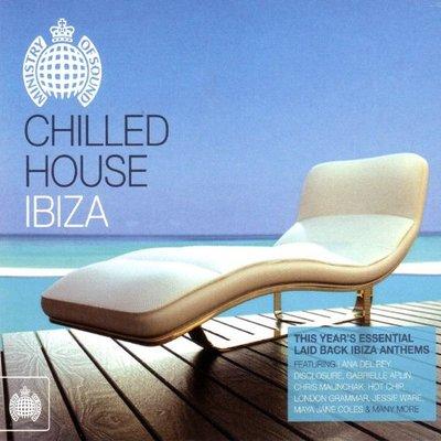 音樂居士*Ministry of Sound - Chilled House Ibiza 3 (2CD)*CD專輯