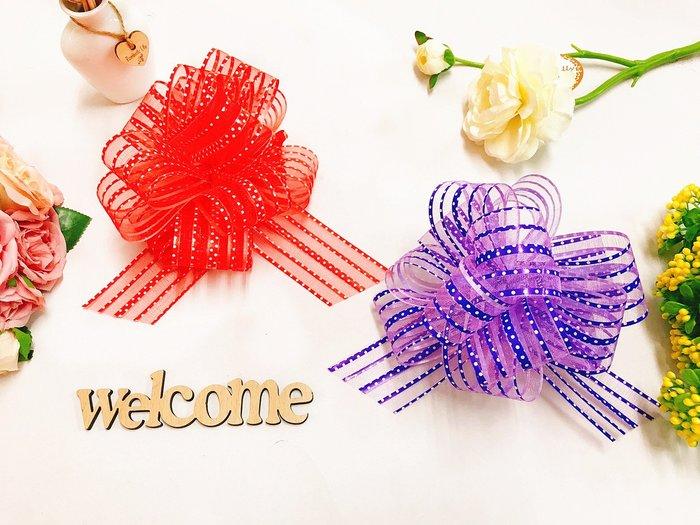 【華蕊】* 點點塑膠雪紗拉花 *開幕佈置 禮物裝飾 送禮包裝 盆栽裝飾 婚禮佈置