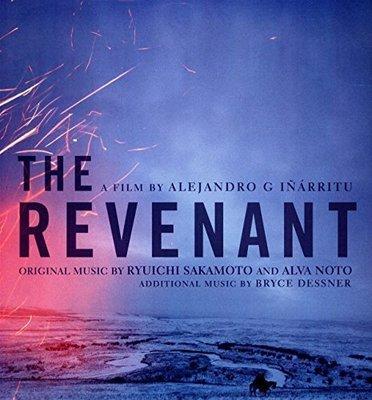 【黑膠唱片LP】神鬼獵人-電影原聲帶 (2LP) The Revenant / 坂本龍一 -3997862
